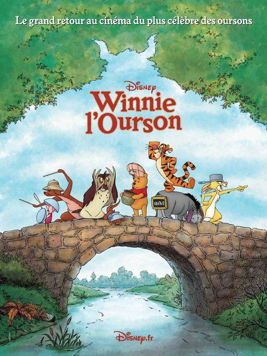 Winnie l'Ourson - Long-métrage d'animation (2011)