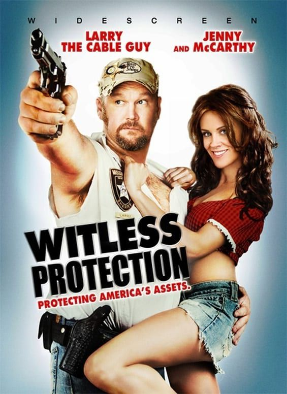 Witless Protection - Film (2007)