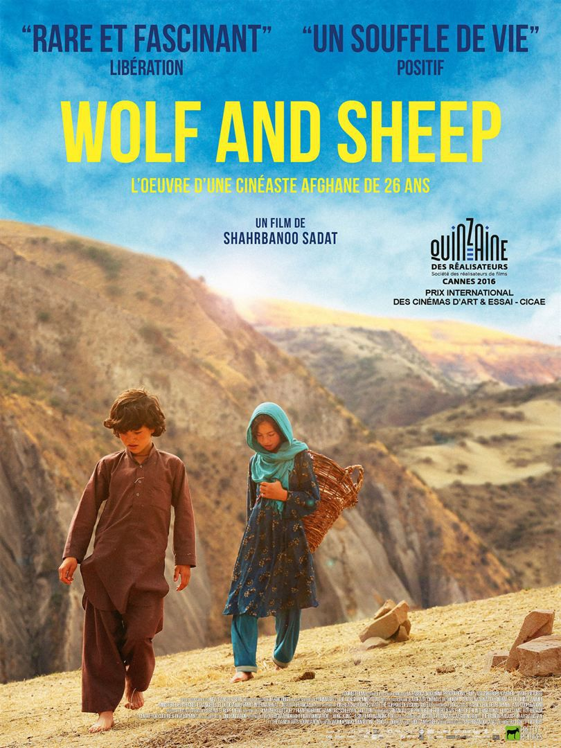 Wolf and Sheep - Film (2016)