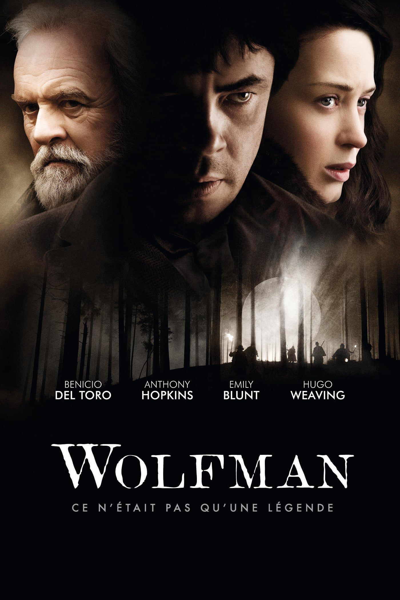 Wolfman - Film (2010)