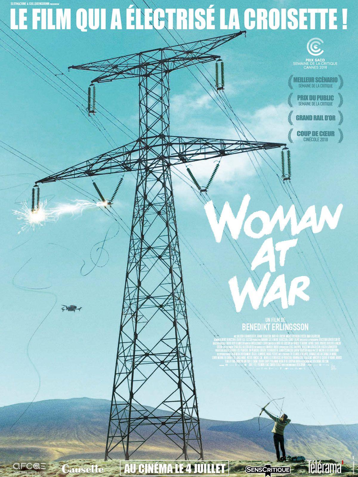 Woman at War - Film (2018)