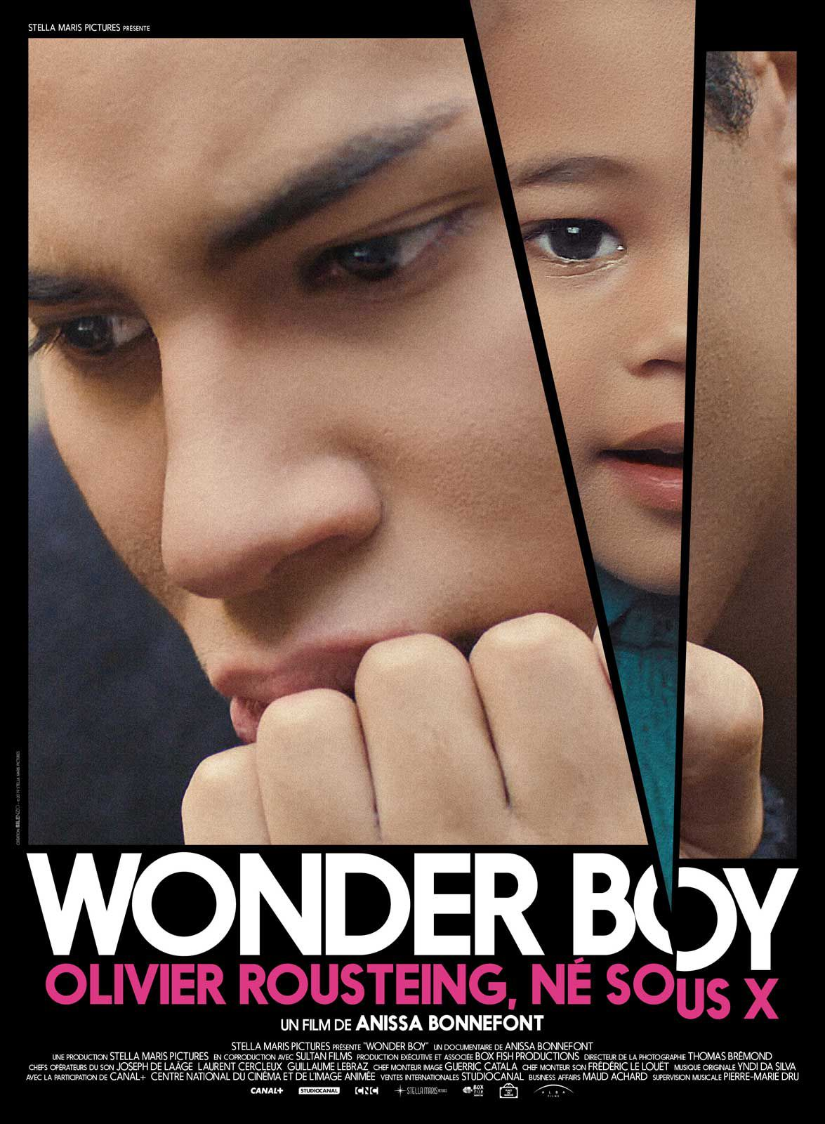 Wonder Boy, Olivier Rousteing, né sous X - Documentaire (2019)