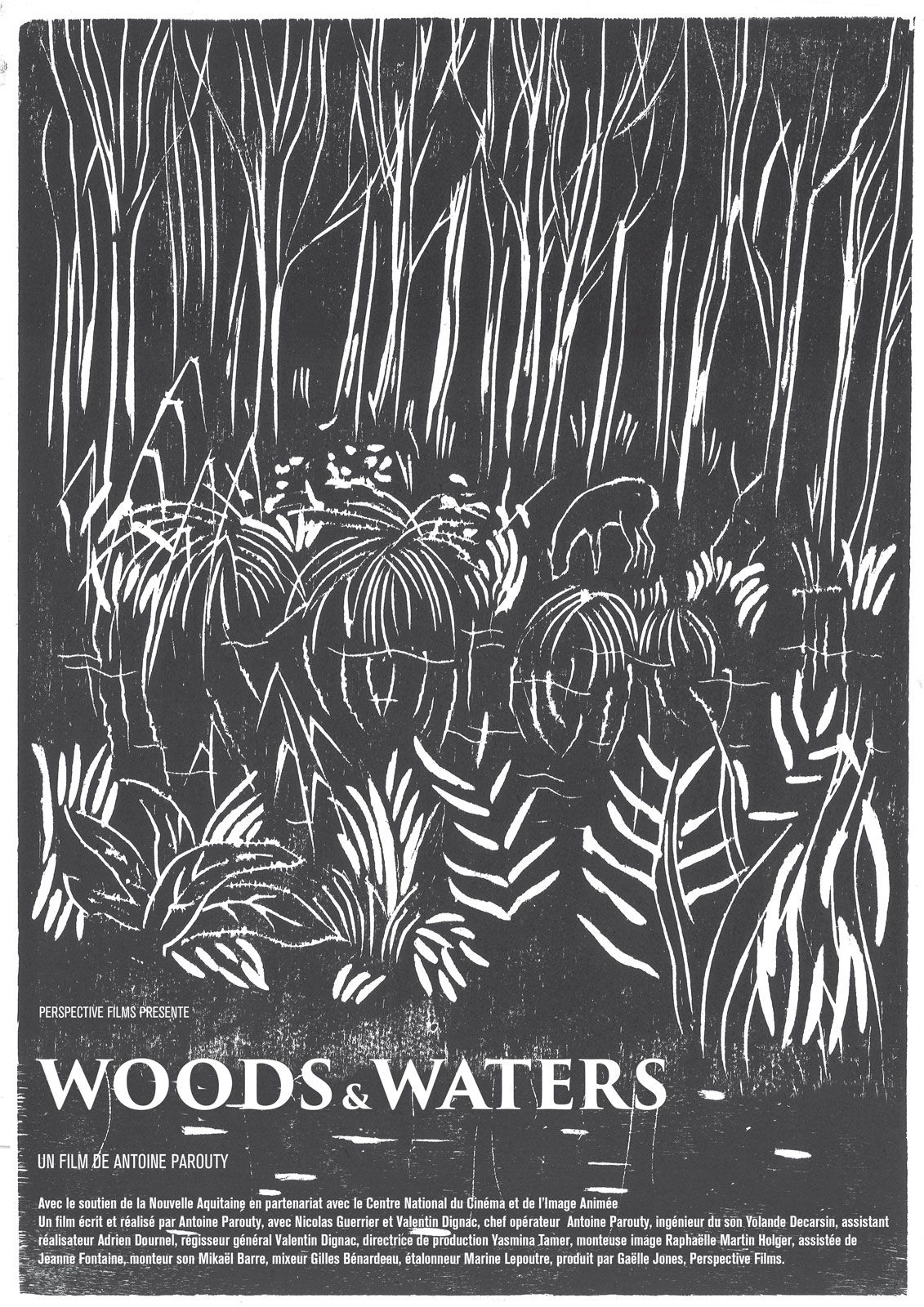 Woods & Waters - Documentaire (2020)