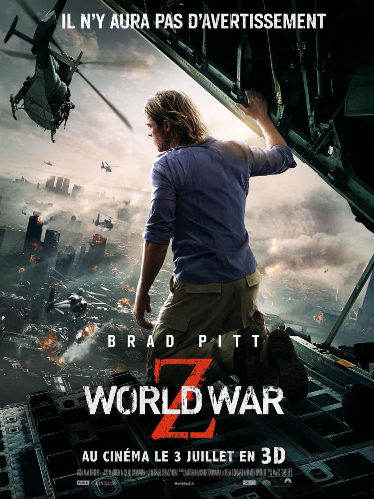 World War Z - Film (2013)