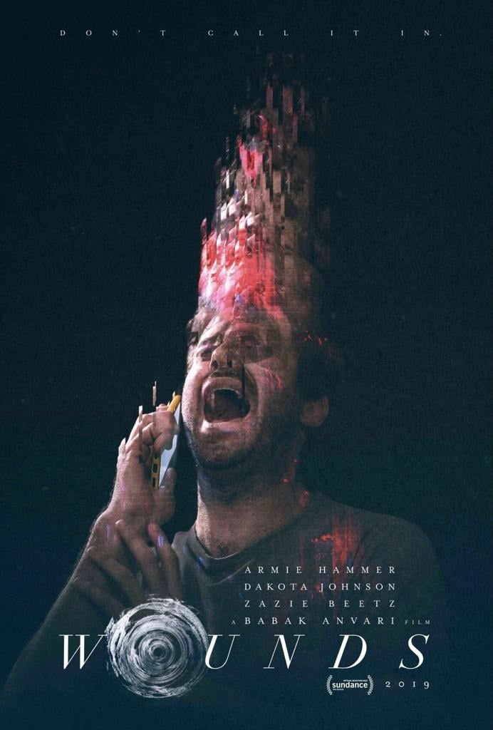 Wounds - Film (2019)