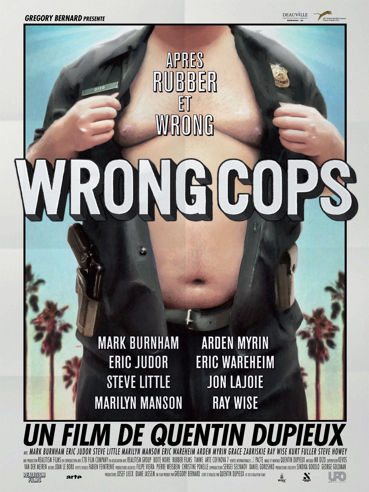 Wrong Cops - Film (2014)