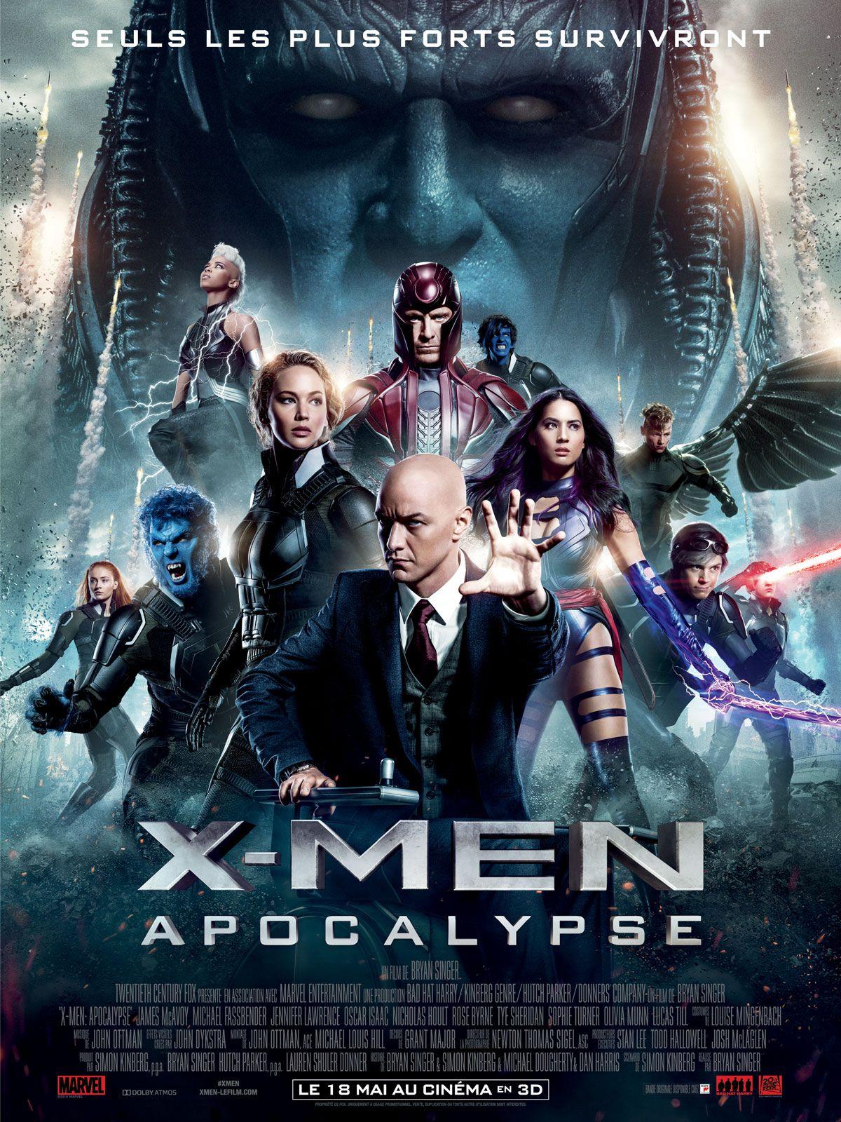 X-Men : Apocalypse - Film (2016)