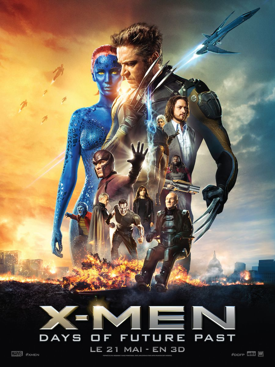 X-Men : Days of Future Past - Film (2014)