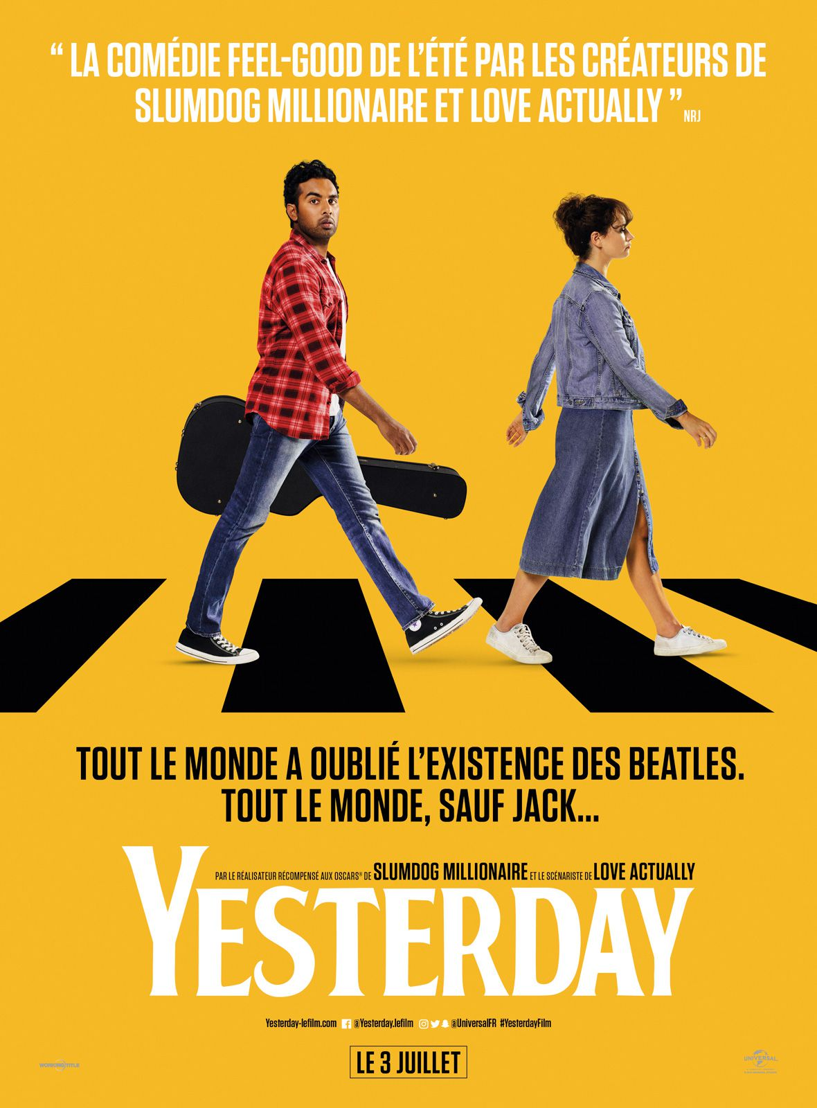 Yesterday - Film (2019)