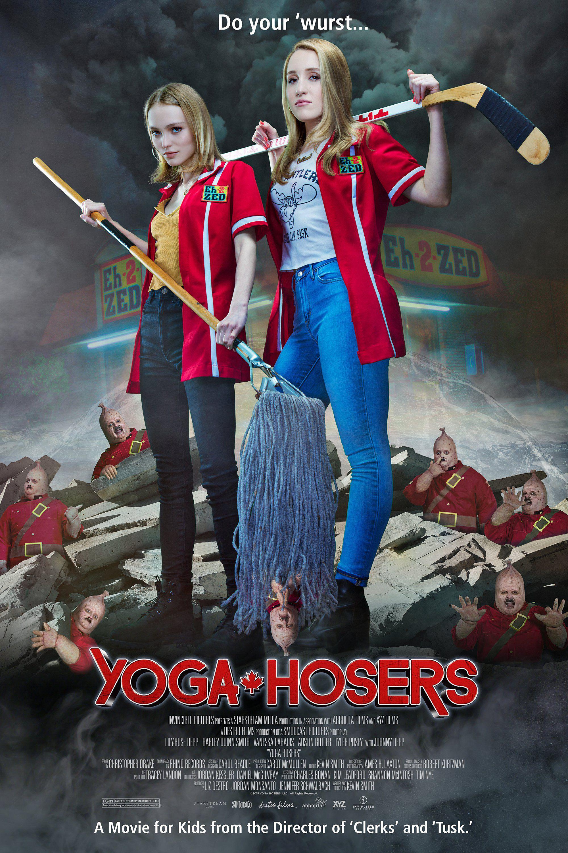 Yoga Hosers - Film (2016)