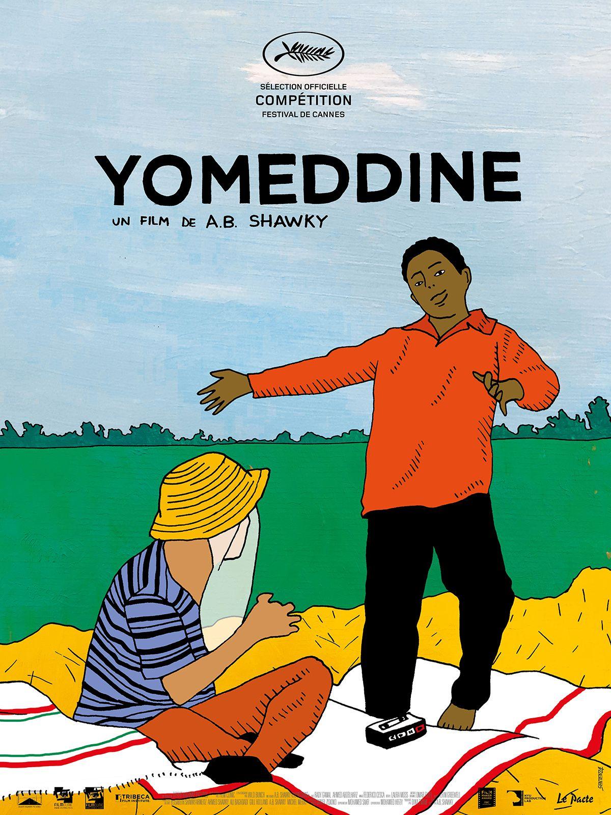 Yomeddine - Film (2018)