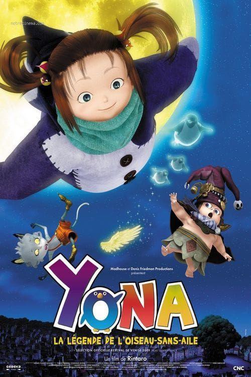 Yona, la légende de l'oiseau-sans-aile - Film (2010)