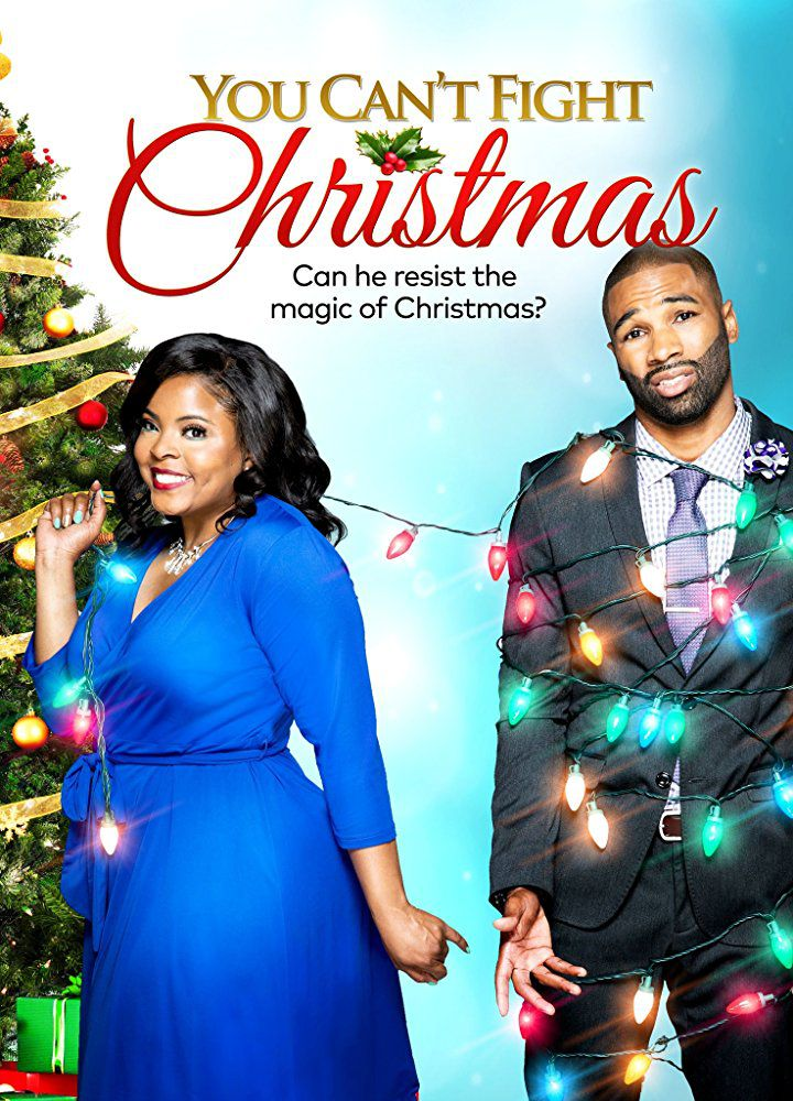 You Can't Fight Christmas - Film (2017)