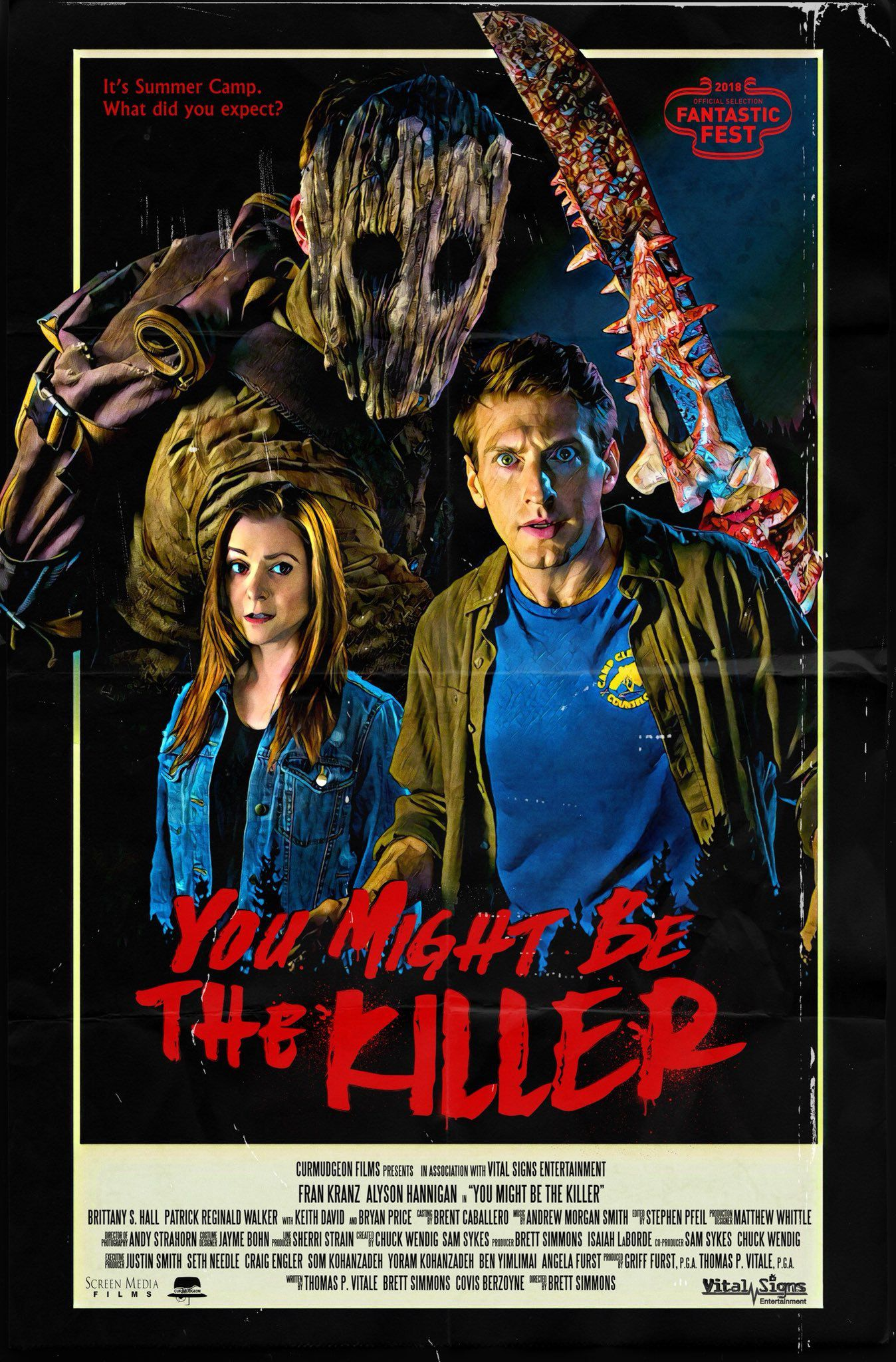 You Might Be the Killer - Film (2018)