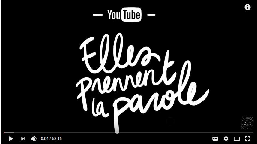 YouTube : elles prennent la parole - Documentaire (2017)