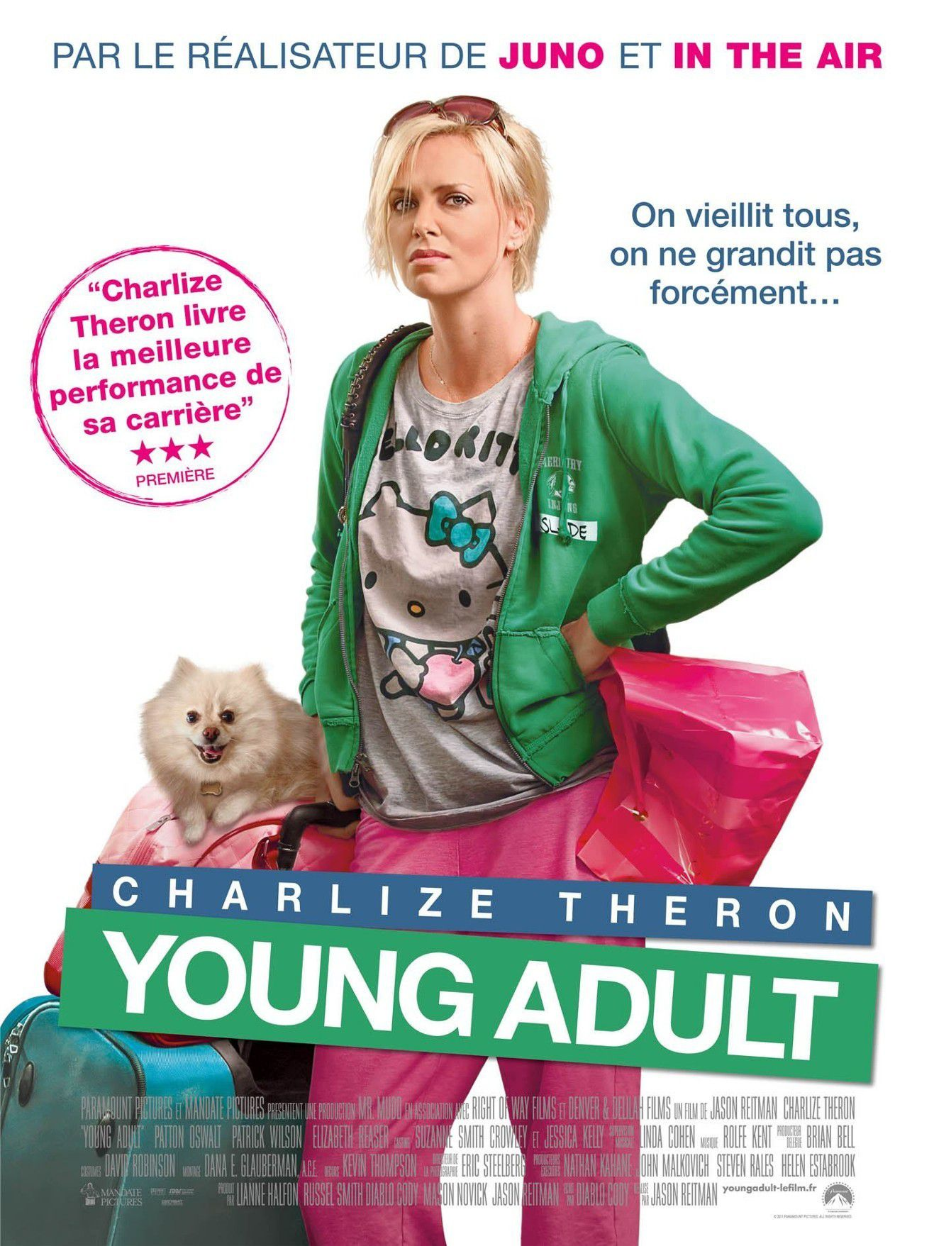 Young Adult - Film (2011)
