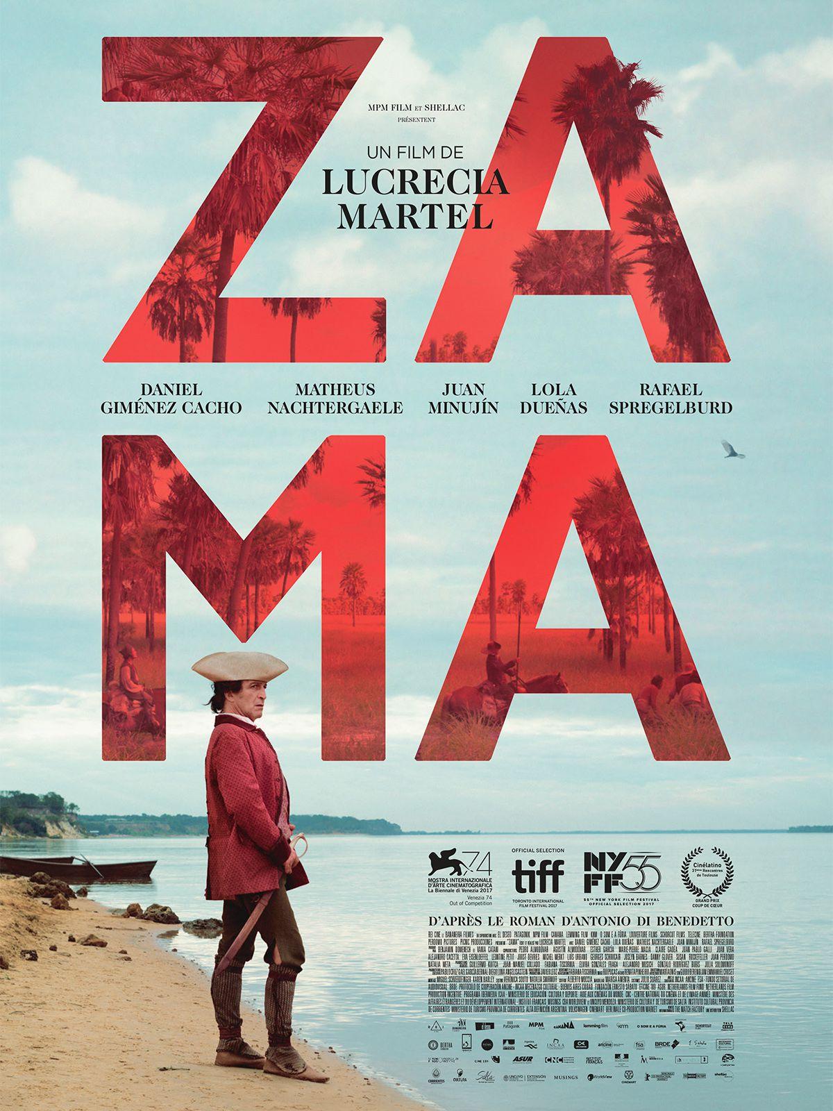 Zama - Film (2018)