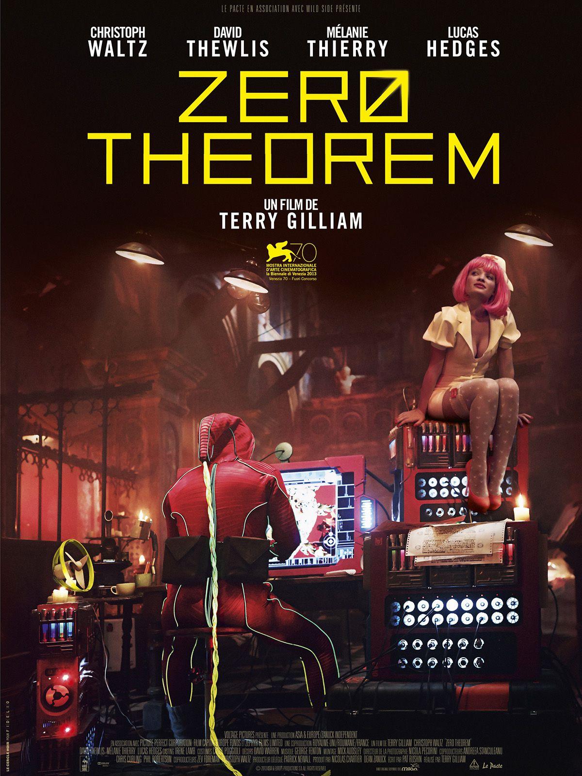 Zero Theorem - Film (2013)
