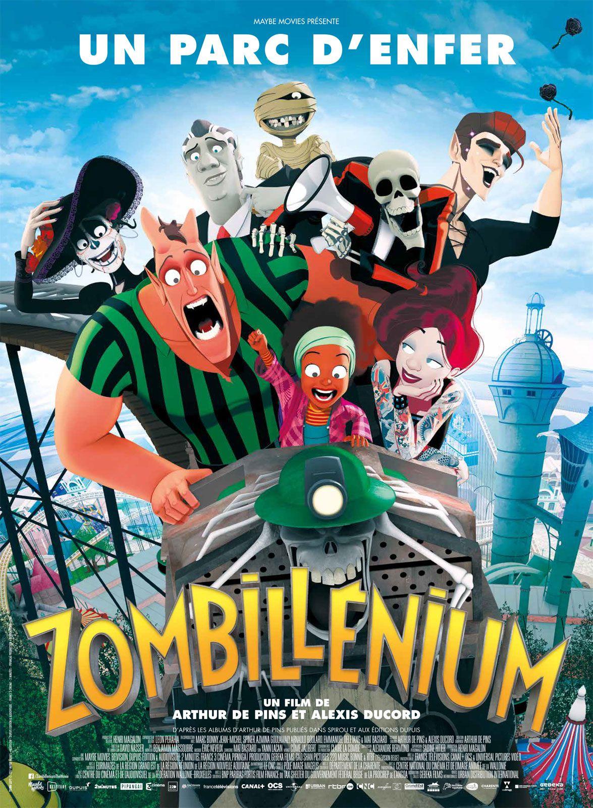 Zombillénium - Long-métrage d'animation (2017)
