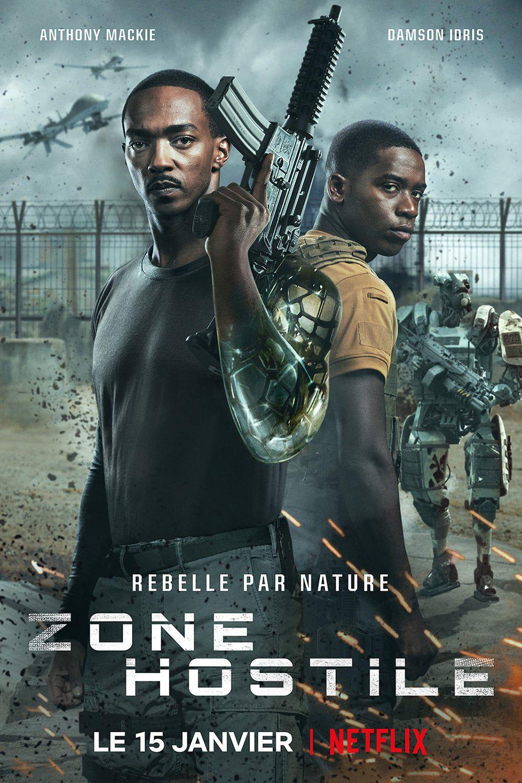 Zone hostile - Film (2021)