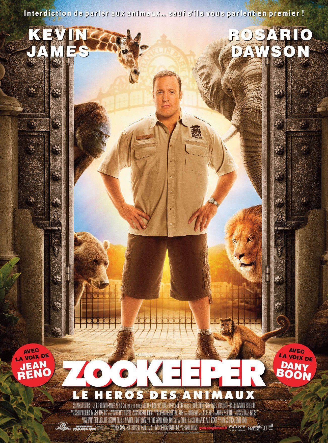 Zookeeper, le héros des animaux - Film (2011)