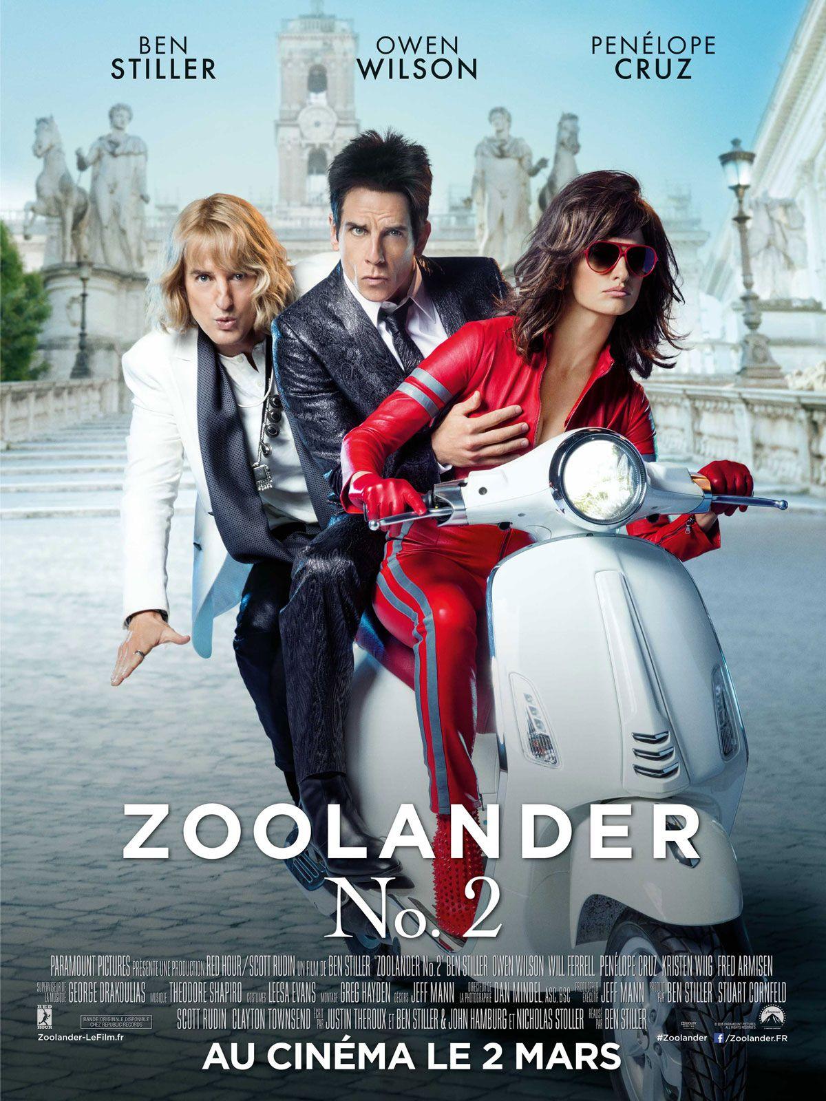 Zoolander 2 - Film (2016)