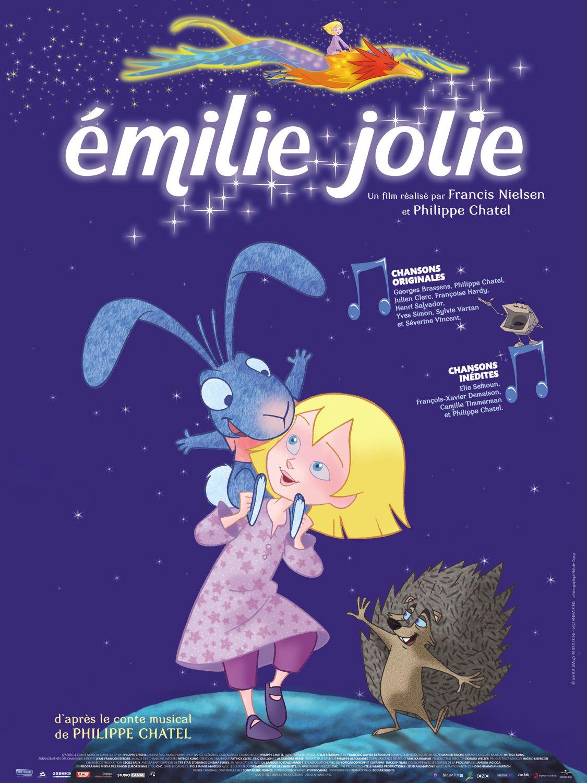 Émilie Jolie - Long-métrage d'animation (2011)