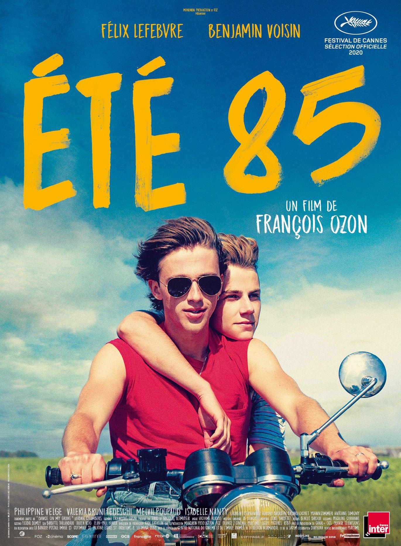 Été 85 - Film (2020)