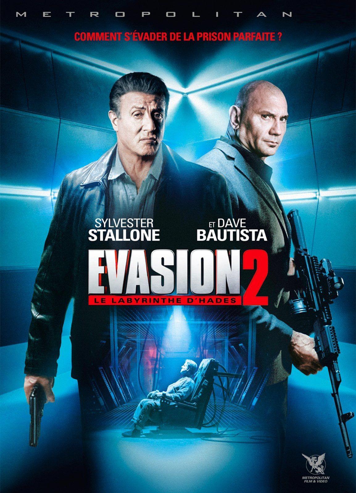 Évasion 2 : Le Labyrinthe d'Hadès - Film (2018)