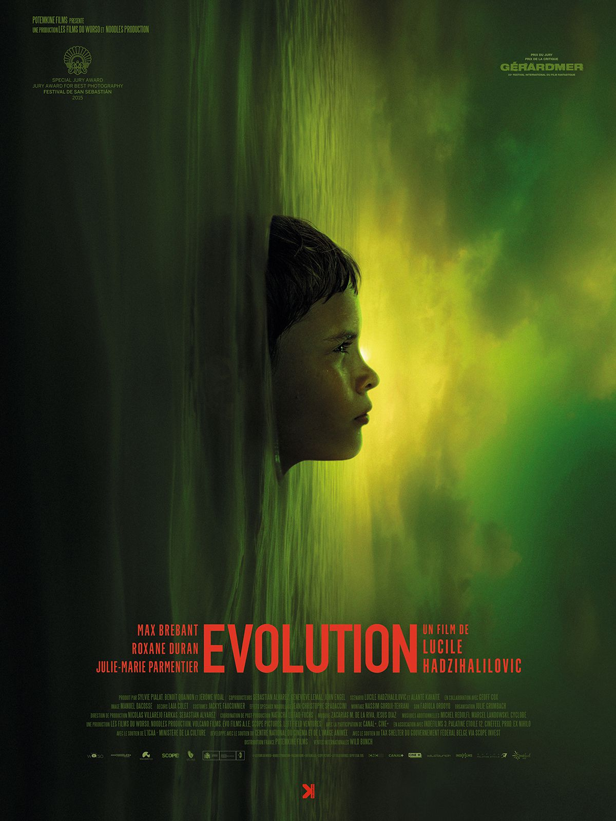 Évolution - Film (2016)