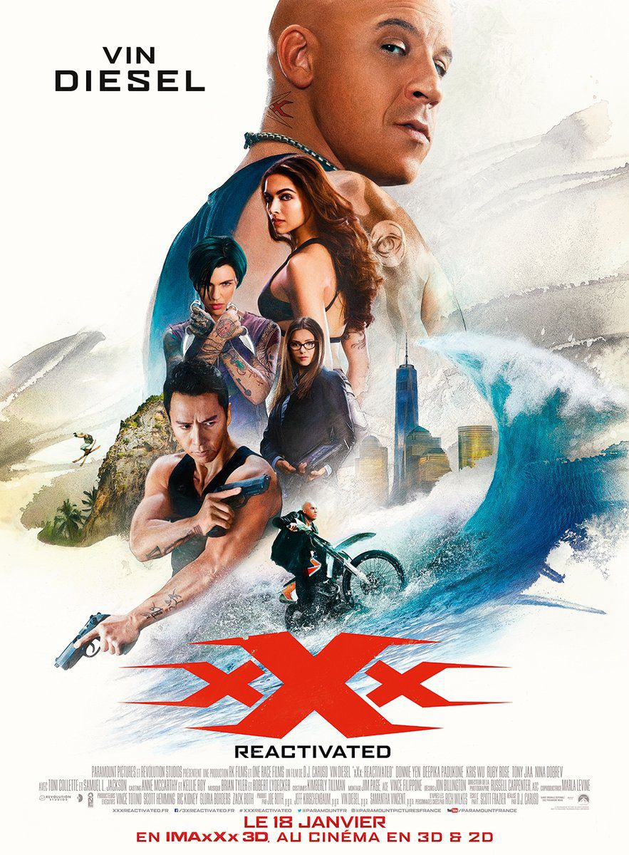 xXx : Reactivated - Film (2017)